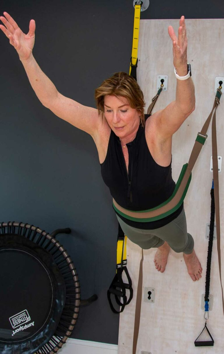 Body Lab GB - Bridget Hughes Yoga Wall